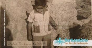 Chiheb Kachouri 1964 Kerkenniens