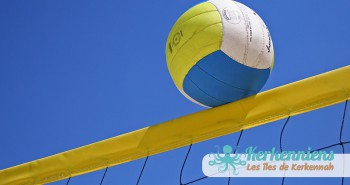 Compétition de Beach Volley à Kerkennah