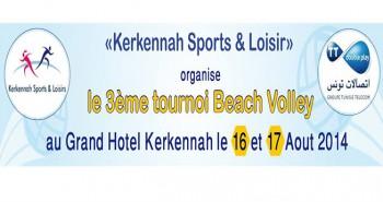 competition beach volley kerkennah tunisie