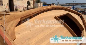 Construction Felouque Flouka El Attaya