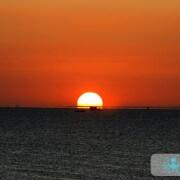Kerkennah coucher de soleil