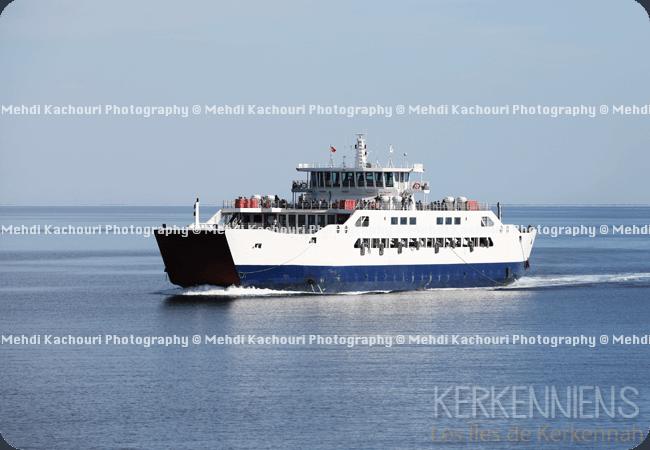 Départ pour Kerkennah : Traversée Sfax - îles de Kerkennah photo 1