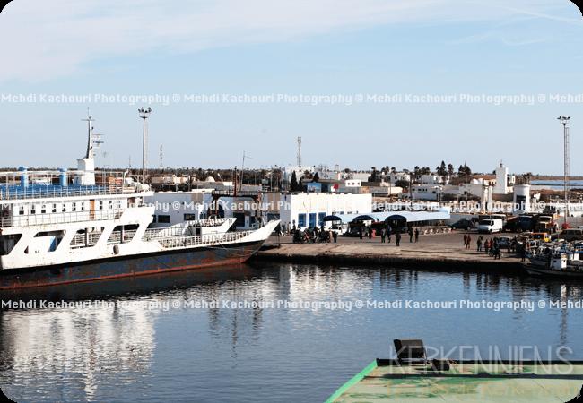 Départ pour Kerkennah : Traversée Sfax - îles de Kerkennah photo 12
