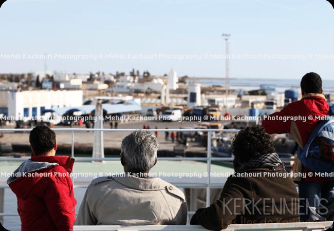 Départ pour Kerkennah : Traversée Sfax - îles de Kerkennah photo 13
