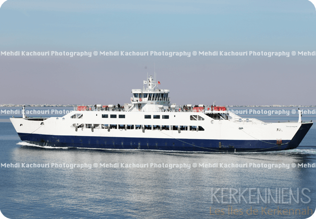 Départ pour Kerkennah : Traversée Sfax - îles de Kerkennah photo 2