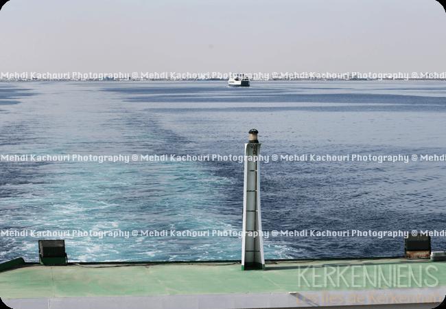 Départ pour Kerkennah : Traversée Sfax - îles de Kerkennah Photo-3