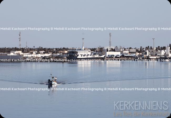 Départ pour Kerkennah : Traversée Sfax - îles de Kerkennah photo 5