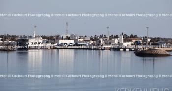 Départ pour Kerkennah : Traversée Sfax - îles de Kerkennah