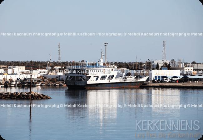 Départ pour Kerkennah : Traversée Sfax - îles de Kerkennah photo 9