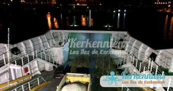 Départ De Sfax vers Kerkennah babour