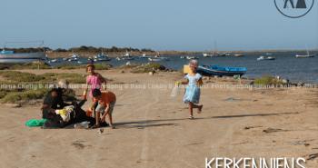 Difficile de rester optimiste action de nettoyage karknia et karkni
