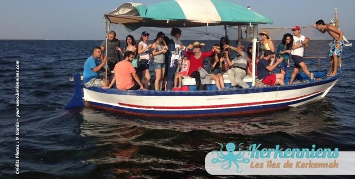 Embarcation de la mariée (Amal) koffa L'expérience de la koffa quand tu n'es pas kerkennien