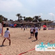 Équipe homme 3×3 Kerkennah terre beach volley Kerkennah Happy Beach Volley Ball