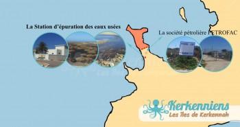 équipements structurants de la zone de Sidi Founkhal Kerkennah