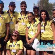 Euphoria Kerkennah Team Kerkennah terre beach volley Kerkennah Happy Beach Volley Ball