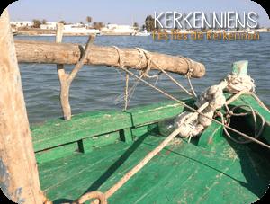 Sorties en mer en Flouka Kerkena