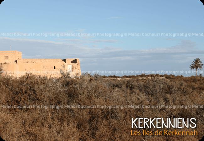 Fort El Hsar à Kerkennah Kerkena