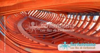 Le cœur d'une felouque (Flouka) El Attaya (Kerkennah) Kerkennah photos