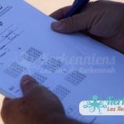 Feuille d'arbitrage Retour 4ème Tournoi de Beach volley Association Sports et Loisirs de Kerkennah