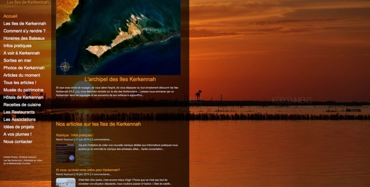 Fond d'écran Kerkenniens de 2011 à 2014