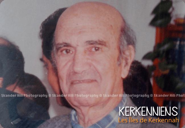 Hommage au Professeur Ali El Hili Kerkennah