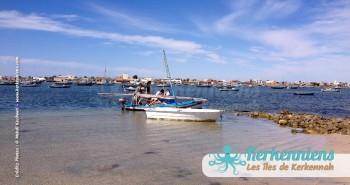 îlot de Grimdi Tunisie Archipel de Kerkennah photo 2