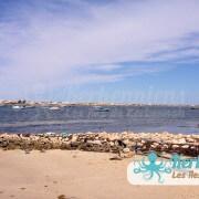 Vue sur le village El attaya de l'îlot de Grimdi
