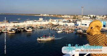 Impressions de voyage : Premier départ vers Kerkennah Asma Ghariani