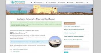 Rubrique : Infos pratiques nouvelle version Kerkenniens