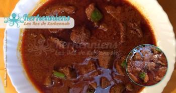 Kamounia (Kammounia) recette Tunisienne