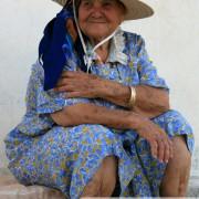 Une kerkennienne, la voisine de Ouled Bou Ali