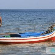 Kerkennien retour de la pêche