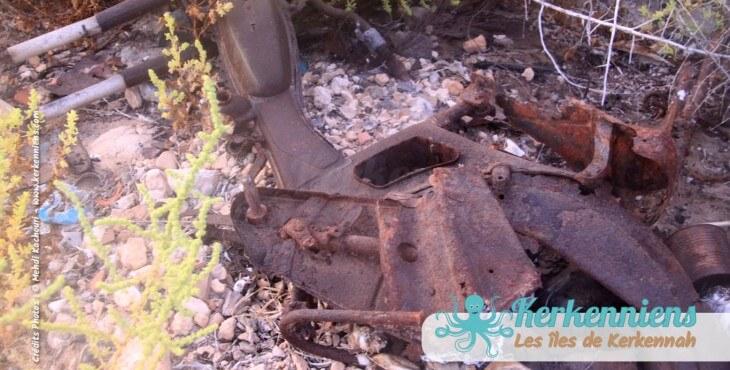 Kerkennah: poubelle ou paradis Tunisie