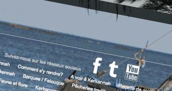 Suivez-nous sur les réseaux sociaux Kerkennah