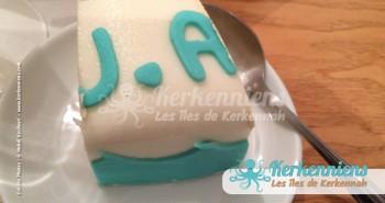 Gâteau d'anniversaire pour Kerkenniens.com 4eme année !