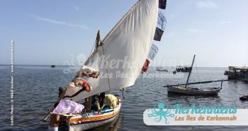 Koffa (le couffin) à Ouled Yaneg Kerkennah (Tunisie) Kerkennah photo 5