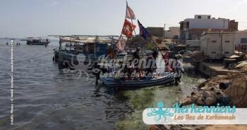 Koffa (le couffin) à Ouled Yaneg Kerkennah (Tunisie) Kerkennah photo 7