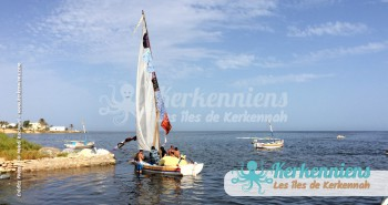 Koffa (le couffin) à Ouled Yaneg Kerkennah (Tunisie) Kerkennah photo 8