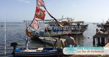 Koffa (le couffin) à Ouled Yaneg Kerkennah (Tunisie) Kerkennah photo 9