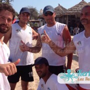 La ligue du sud de Beach Volley Ball Kerkennah terre beach volley Kerkennah Happy Beach Volley Ball