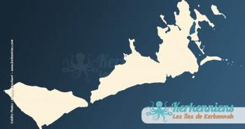 Îles de Kerkennah : Google Maps Tunisie