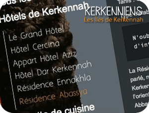 Les Hôtels et Résidences de Kerkennah Kerkenniens