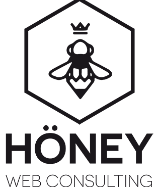 Logo HONEY Web Consulting Floriane Otto