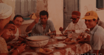 Famille Kachouri Aout 1984 - Kerkennah Ouled Bou Ali
