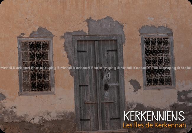 Maison typique des îles de Kerkennah