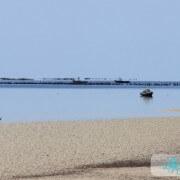 Marée montante des iles de Kerkennah
