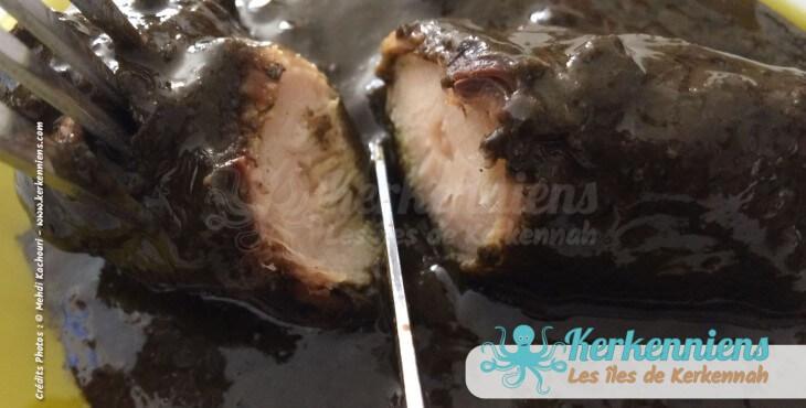 Mloukhia au poulpe (bel karnit) de Kerkennah Recette de cuisine