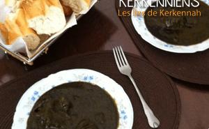 Recette de cuisine : Mloukhiya Tunisienne