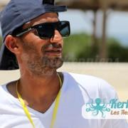 Feuille d'arbitrage Retour Nourdine Tournoi de Beach volley Association Sports et Loisirs de Kerkennah