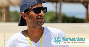 Nourdine Tournoi de Beach volley Association Sports et Loisirs de Kerkennah